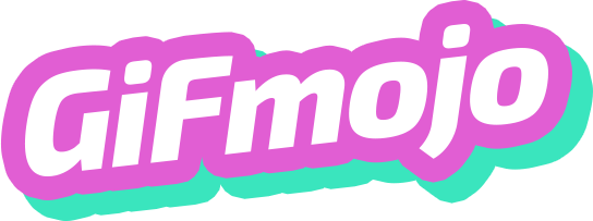 The GiFmojo logo - it's awesome